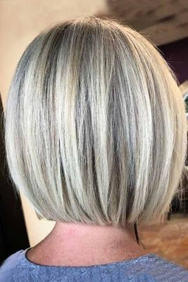 22 Chic Short Bob Haircuts with Highlights for 2019 ...