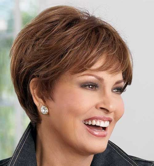 Edgy Short Hairstyles for Women Over 50 - HAIRSTYLE ZONE X