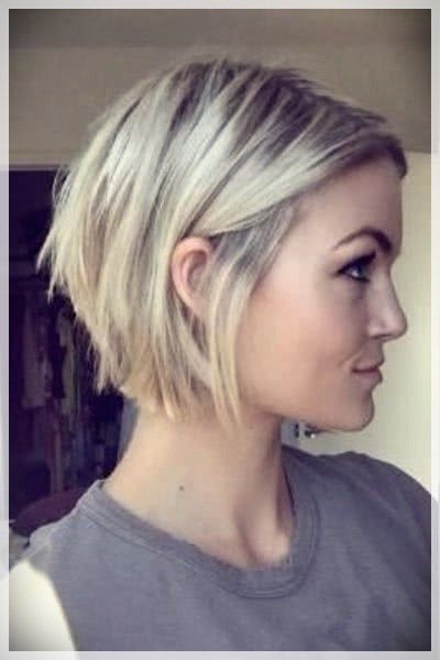 34 Trendy Inverted Bob Haircuts For Women In 2019 Page 29
