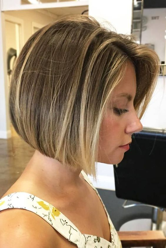 24 Best Inverted Bob Haircuts For Fine Hair You Will Love Page 8 Of 24 Hairstyle Zone X