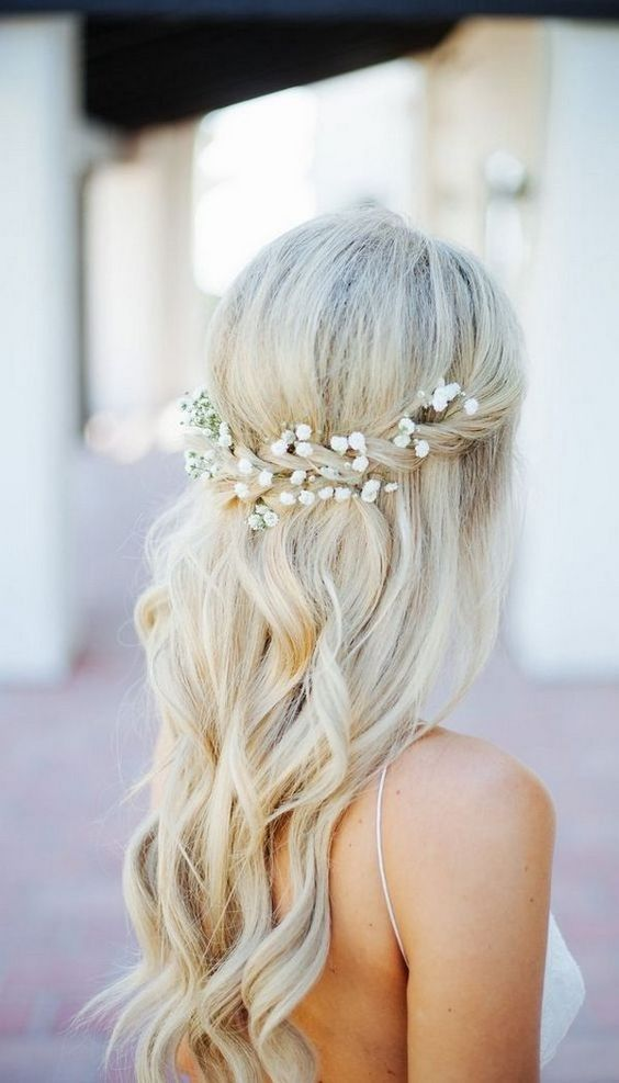 Boho Chic Wedding Hairstyles for Your Big Day