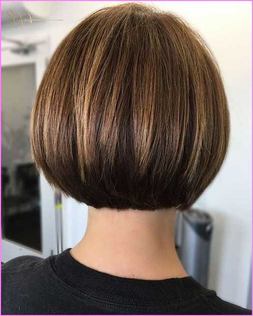 22 Chic Short Bob Haircuts with Highlights for 2019 - Page 9 of 22 ...
