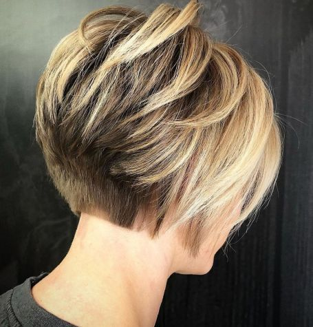 Classy Short Haircuts and Hairstyles for Thick Hair