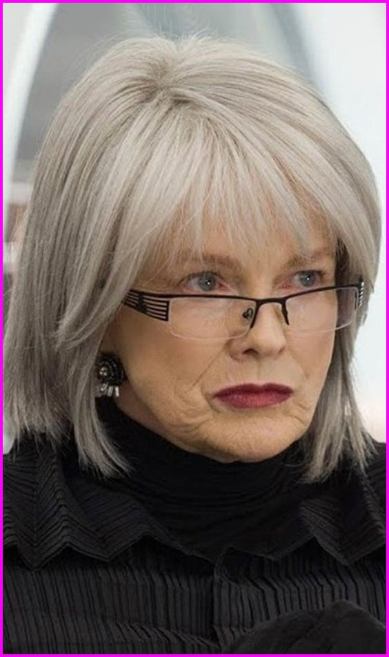 Edgy Short Hairstyles for Women Over 50 , Page 5 of 27