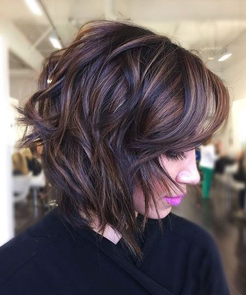 Edgy Short Layered Hairstyles 2019