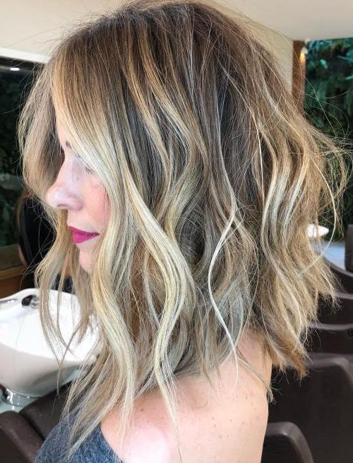 23 Medium Length Trendy Hairstyles For Women In 2019 Page 4 Of