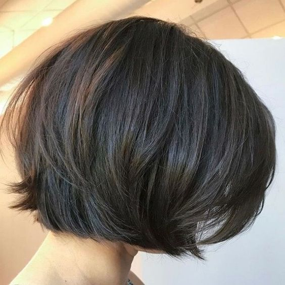 Fresh Short Layered Hairstyles Ideas