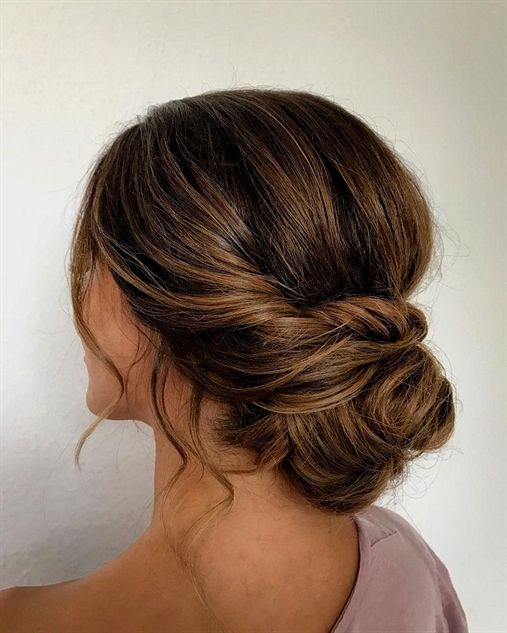 30 Trendiest Updos For Medium Length Hair 2019 Page 12 Of