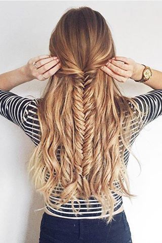 Hair Styles For School Hairstyle