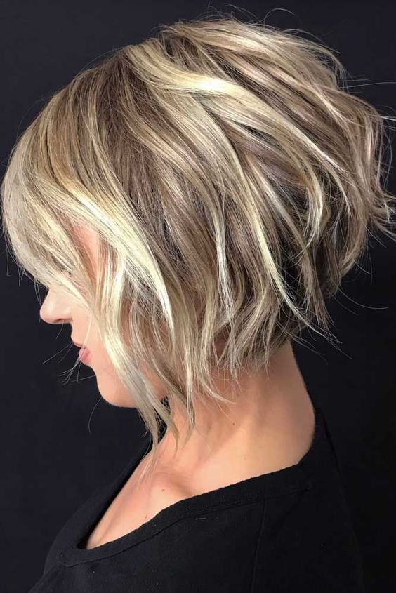 Hot Looks With A Short Bob Haircut