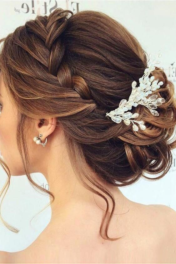 32 Sort And Pretty Wedding Updo Bridal Hairstyles
