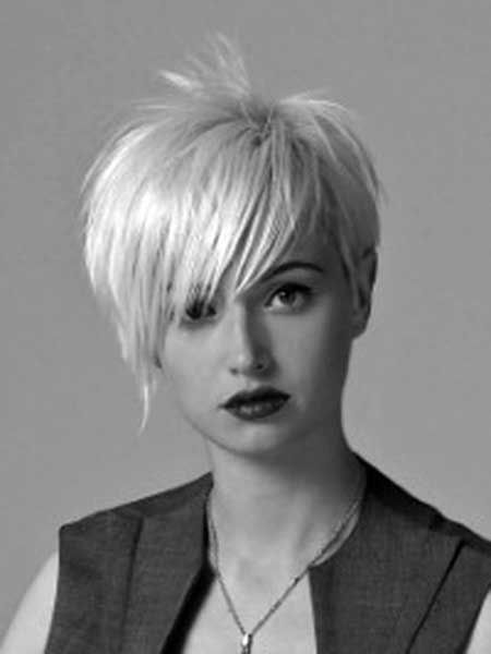 Beautiful Trendy Short Hairstyles