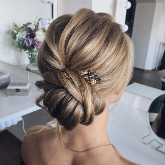 Beautiful Wedding Updo Hairstyles