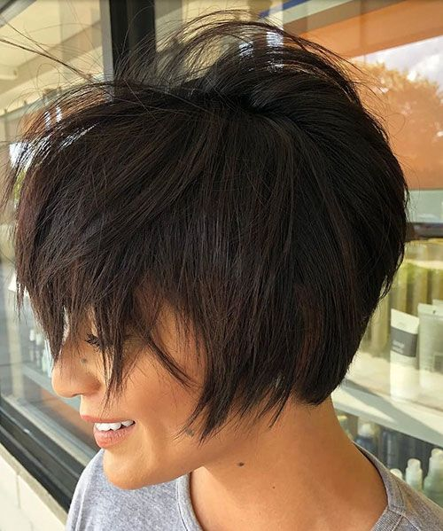 Best Messy Short Hairstyles Ideas