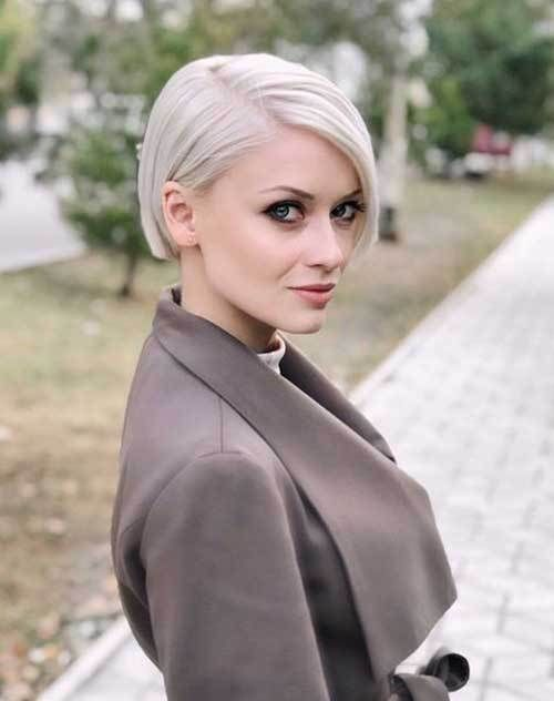 Charming Short Bob Hairstyles for 2019