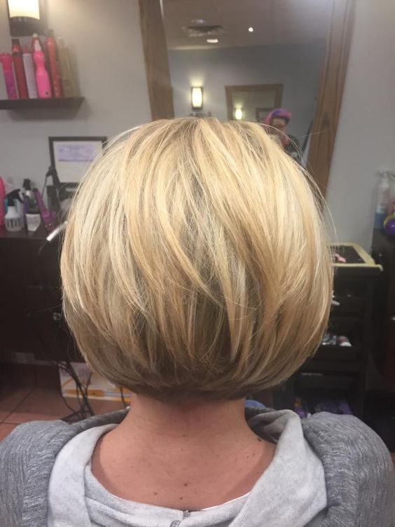 Creative Short Bob Haircuts