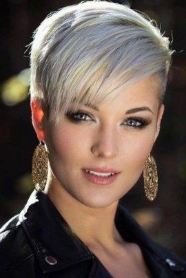 Gorgeous Short Hairstyles Ideas For Women
