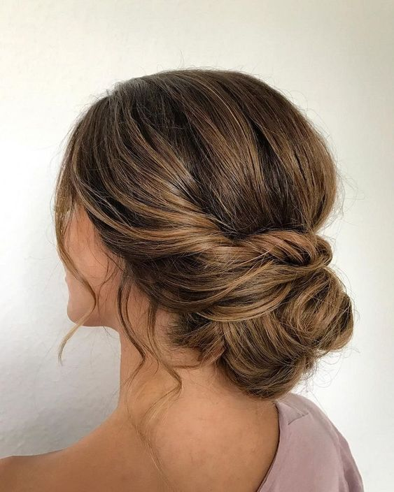 Gorgeous Textured Updo Hairstyles