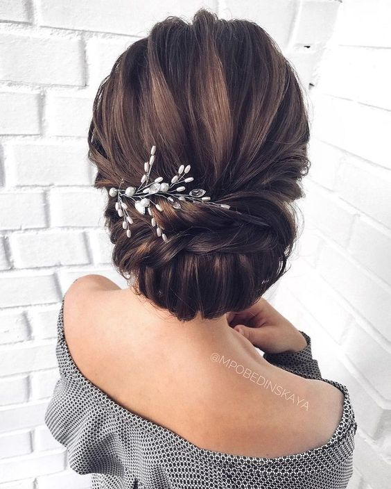 Gorgeous Wedding Hairstyles 2019