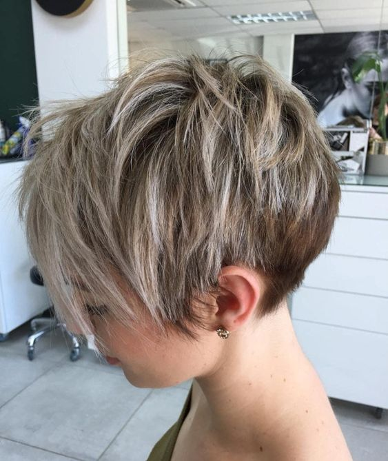 Hottest Short Pixie Cut Hairstyles You'll See Trending in 2019