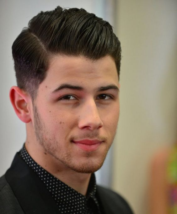 Inspirational Pompadour Haircuts with Images