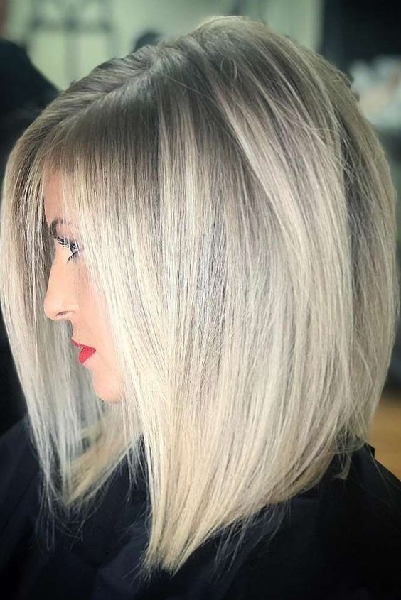 Medium Hairstyles For Women Who Have A Good Taste