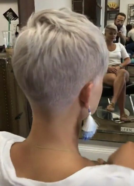 Most Trendy Pixie Short Hairstyle