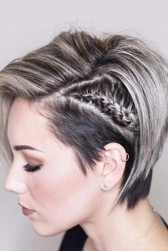 Pixie Hairstyles Don't Care About Your Hair Type