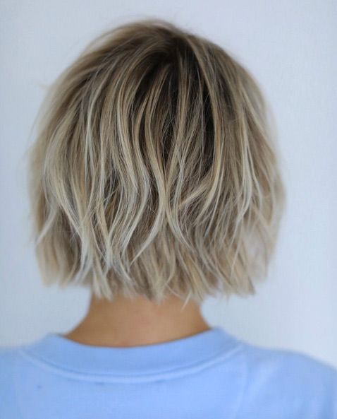 Popular Choppy Bob Hairstyles