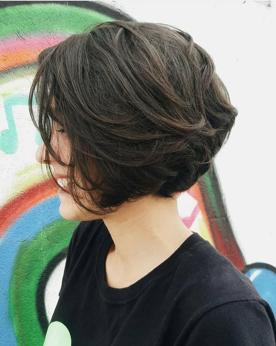 Short Bob Haircuts for Female