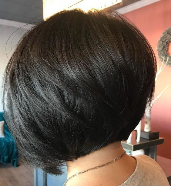 Short Layered Bob Hairstyles And Modern Haircuts For 2019
