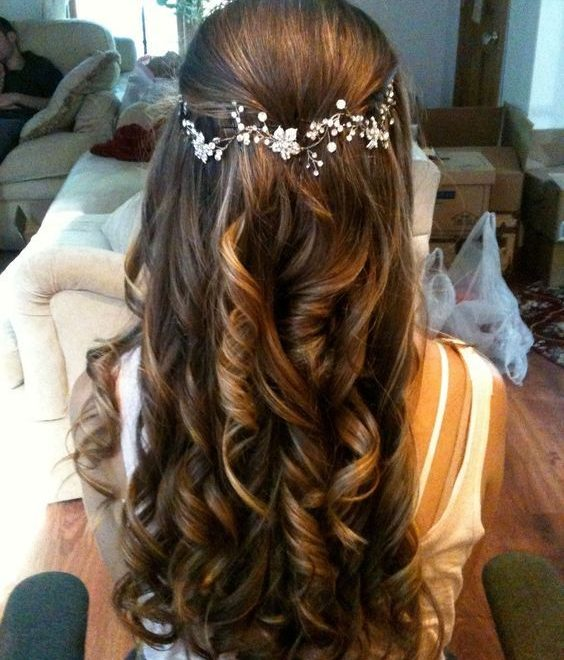 Top Long Wedding Hairstyles for Bride