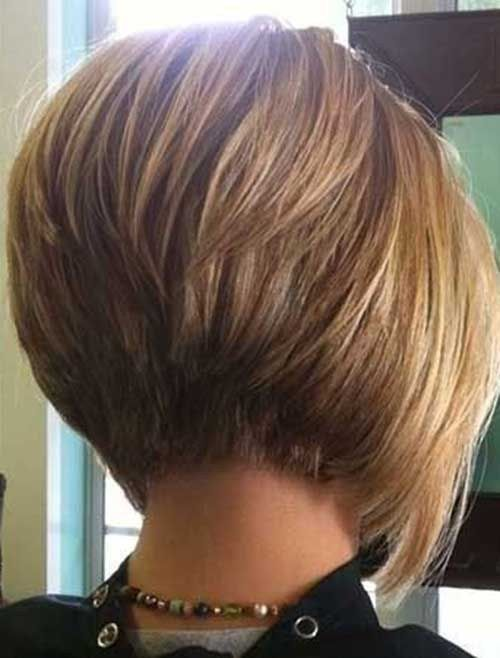 Trending Stacked Bob Hairstyles 2019