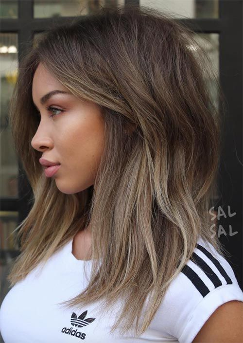 20 Trendy Hairstyles For Medium Length Hair You Will Love