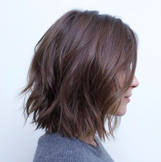 Beautiful Short Haircuts and Colors