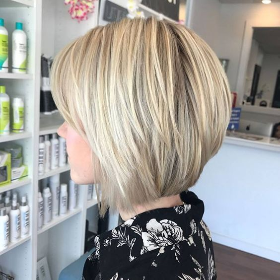 23 Creative Short Bob Haircuts And Layered Hairstyles