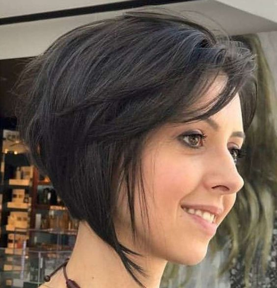 Short Hairstyle 2019