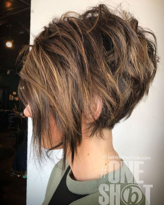 Short Shag Hairstyles That You Simply Can't Miss