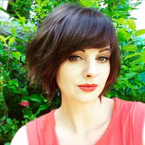 28 Amazing Short Hairstyles With Bangs That Are Just Brilliant Page 18 Of 28 Hairstylezonex