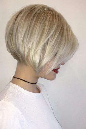 Trendy Styles of Bob Haircuts for Fine Hair