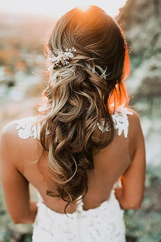 Wedding Hairstyles to Try for Every Length
