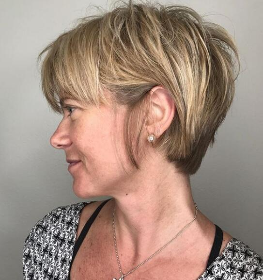 A summer short cut