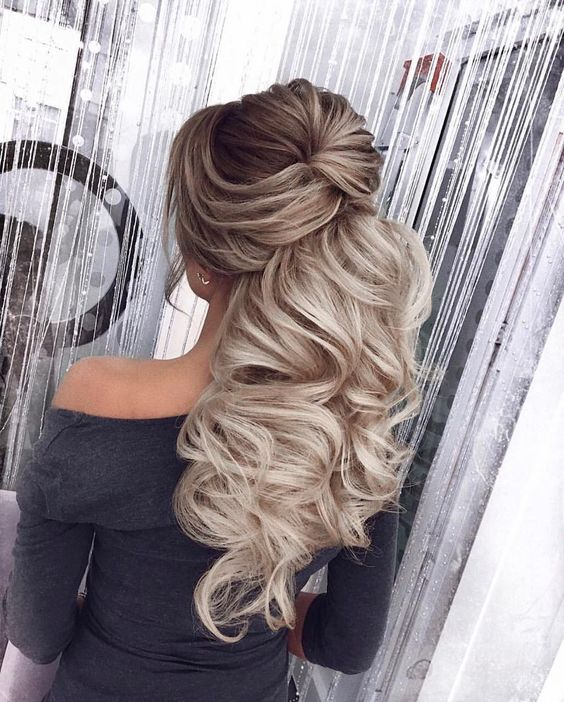 Best Long Wedding Hairstyles from Top 8 Hairstylists