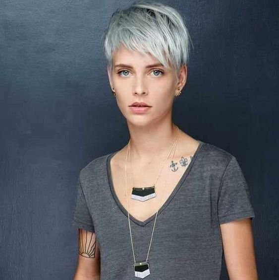 Best Short Pixie Cut Hairstyles 2019
