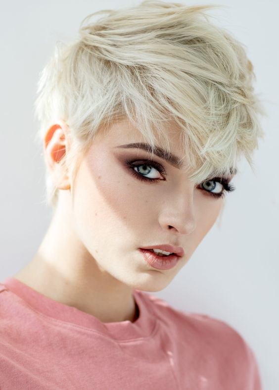 Latest Short Hairstyles for Women for 2019