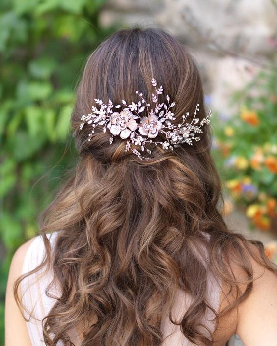 Layla Wedding Comb