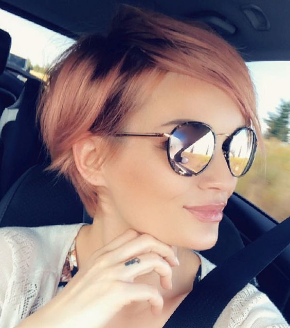Pixie Haircuts For Thin Hair