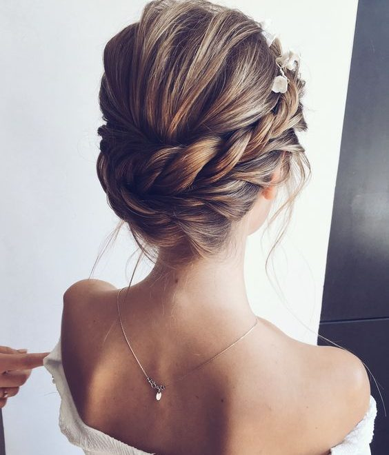 Pretty Black Braid Hairstyles