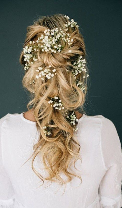 Pretty Braided Wedding Hairstyles