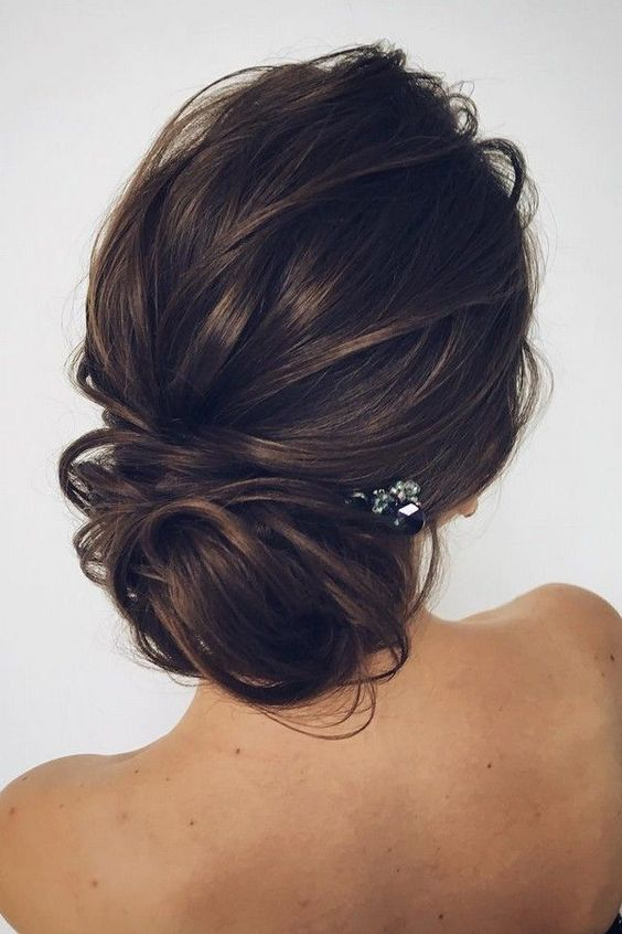 Trending Updo Wedding Hairstyles
